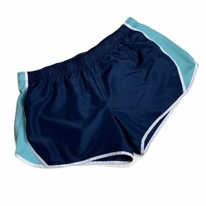 "Athletic Works Navy Blue 4"" Running Shorts Sz XXL"